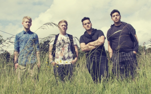 Up and coming pop punk band The Motive have taken the time out to answer obscure questions for us! How did you get started? The Motive all came together bit...