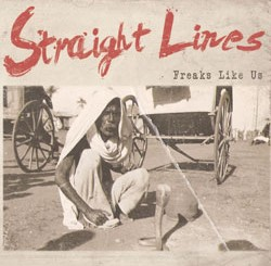 Straight Lines - Freaks Like Us Review