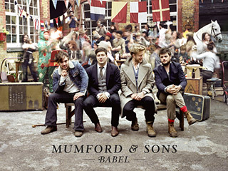 I used to think Mumford & Sons were one of those fads that would just disappear after a few years. How much diversity can you get with an alternative rock folk band? Quite a bit, surprisingly.
