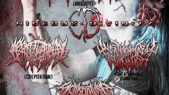 iniquity updated tour poster
