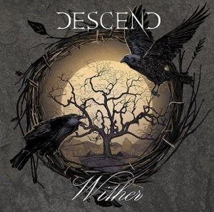 descend wither