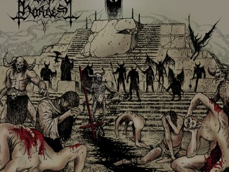burial hordes cover art