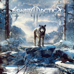 Sonata Arctica - Pariah's Child - Artwork