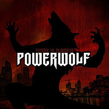 Powerwolf Return In Bloodred