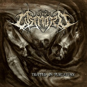 THE LUSTMORD - Trapped in Purgatory cover art