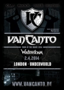 Van Canto London