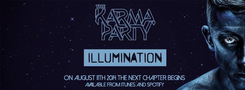 The Karma Party EP Banner