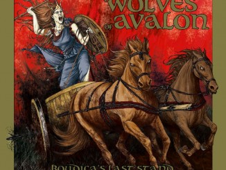 The Wolves Of Avalon - Boudicca's Last Stand - Artwork