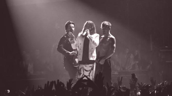 Thirty Seconds To Mars 2014