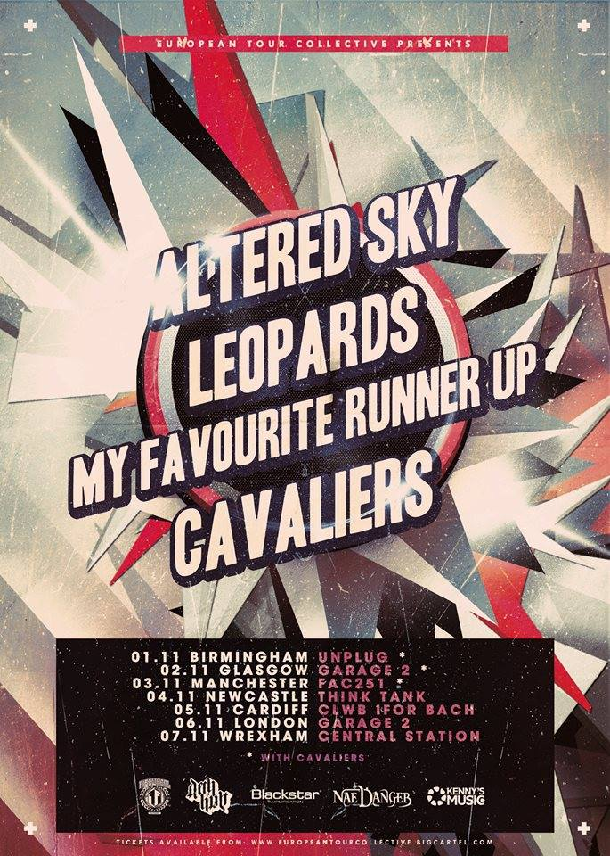 Altered Sky UK Tour