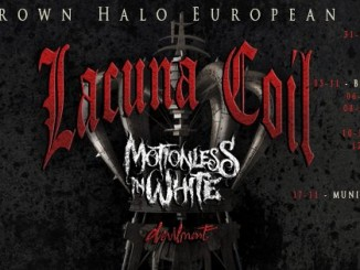 Lacuna Coil UK Tour