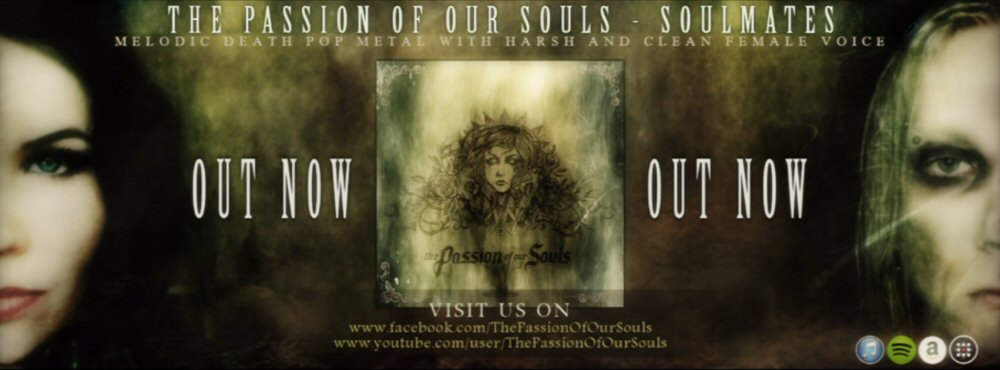 THE PASSION OF OUR SOULS - SOULMATES - OUT NOW