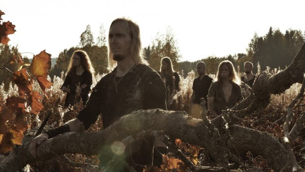 This week's picks: Vorna, My Dying Bride, Glittertind, Amorphis and Whispered.