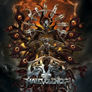 Sterbhaus - New Level of Malevolence - Artwork