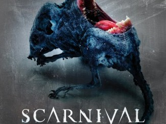 Scarnival - The Art Of Suffering - Artwork