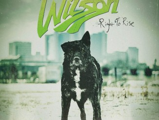 Wilson - Right To Rise - Artwork