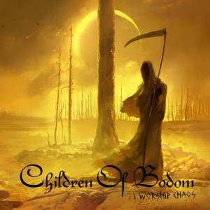 Children Of Bodom - I Worship Chaos - Artwork
