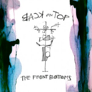 the front bottoms back on top