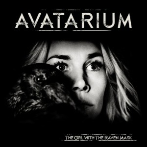 Avatarium - The Girl With The Raven Mask - Artwork