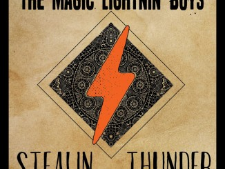 Stealin Thunder CD Cover