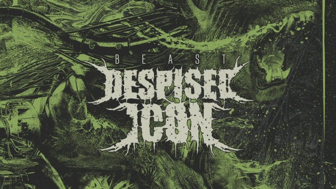 Despised Icon - Beast - Artwork