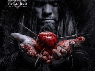 m laakso gothic tapes cover