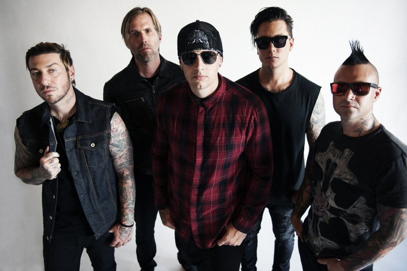 avenged sevenfold Photo credit Jeff Forney