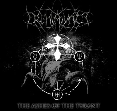 Drekavac - The Ashes Of The Tyrant cover art