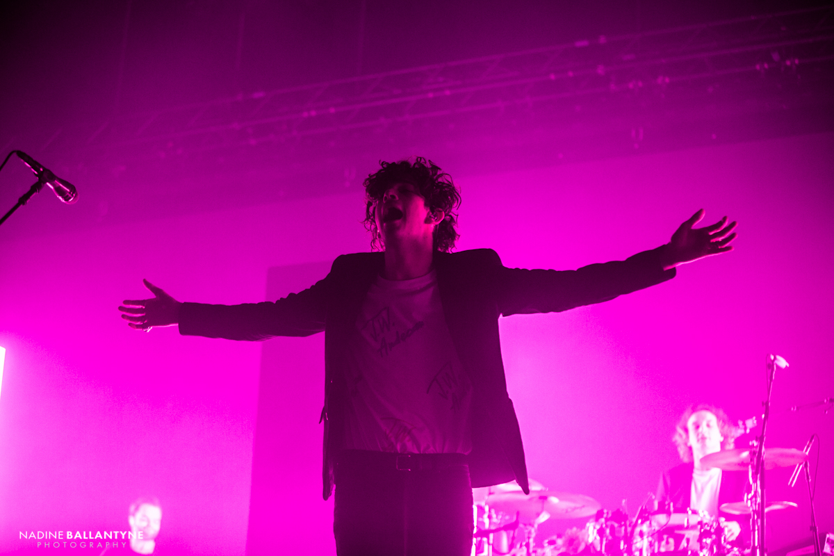 The 1975 - Cardiff Motorpoint Arena, 22/12/16 | Soundscape