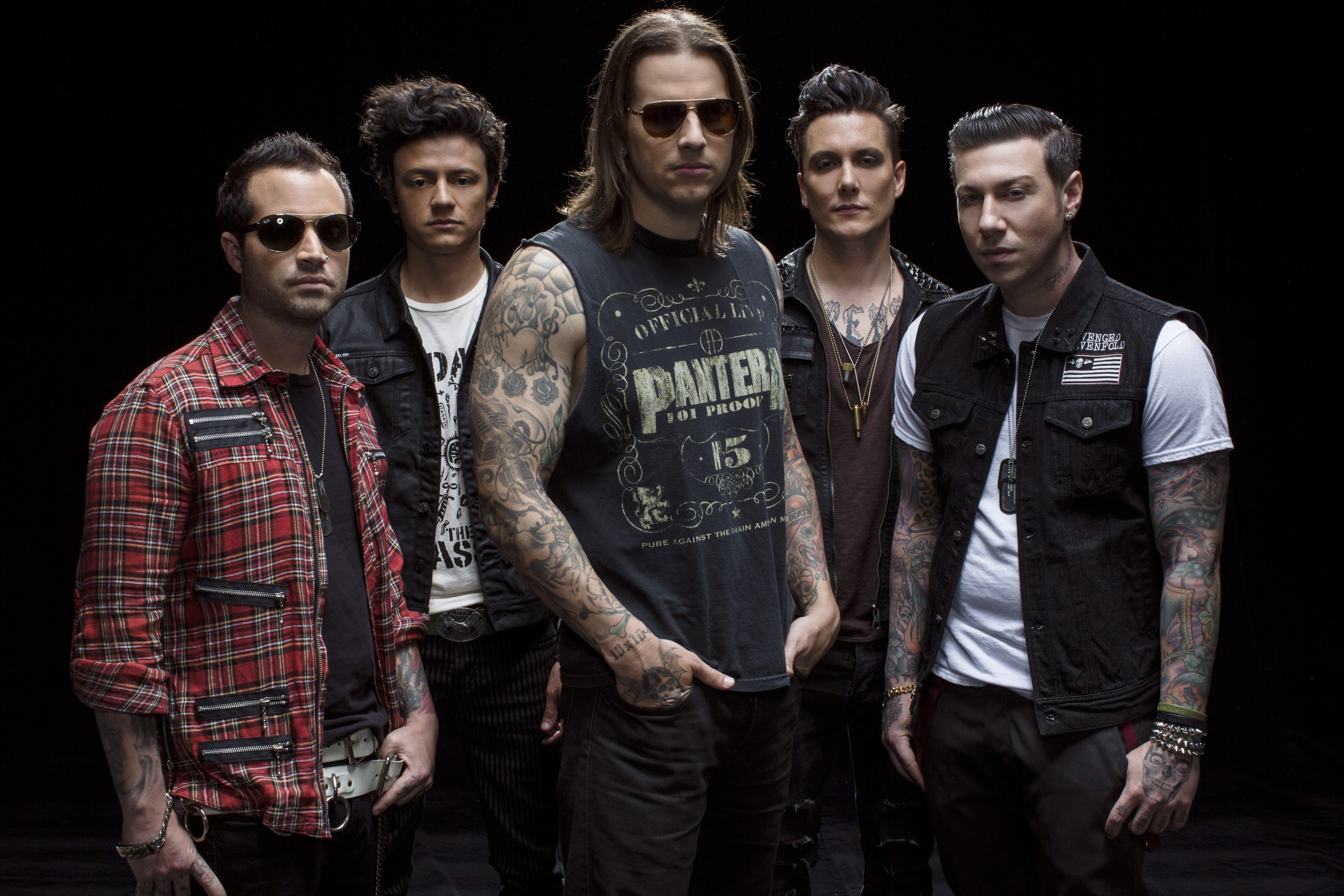 avenged sevenfold hail to the king track by track review soundscape. Black Bedroom Furniture Sets. Home Design Ideas